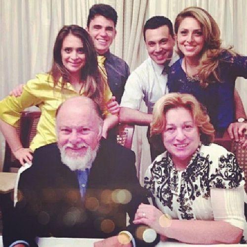 QUE FAMILIA LINDA *_* Família Fé Unidos