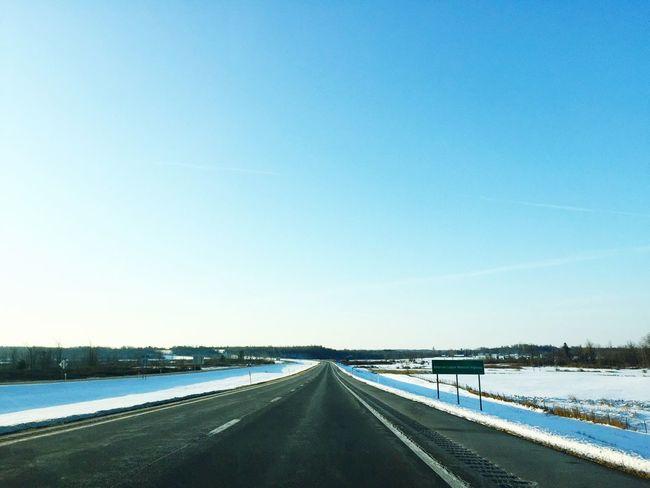 Long way Road Chill Way