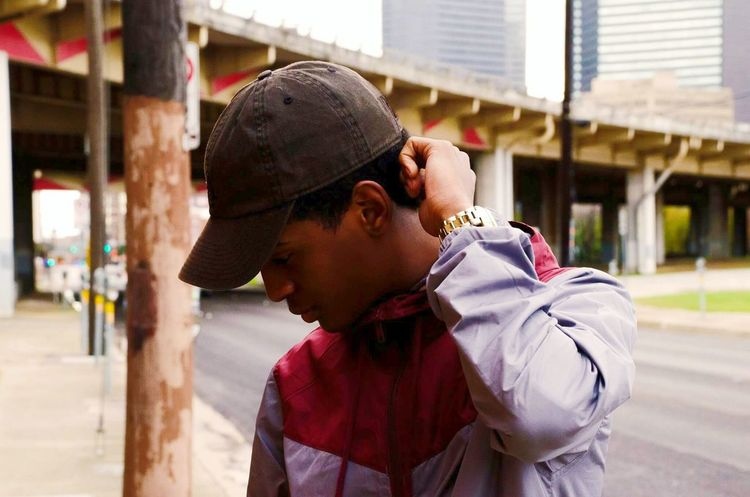 Country boy in the city. Model Dark Brother Young Youngwildandfree 90s Streets Urban Street Dallas Downtown Deep Ellum South Dallas