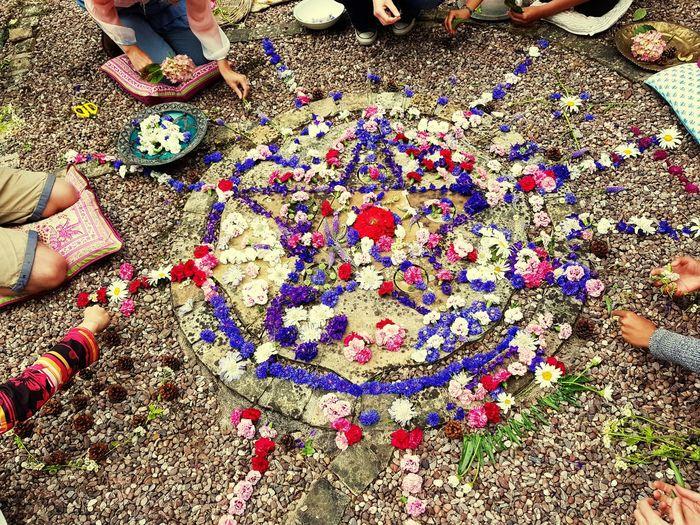 Mandala Mandala Art Mandala Relax!  Flowers Flowerphotography Flowermandala