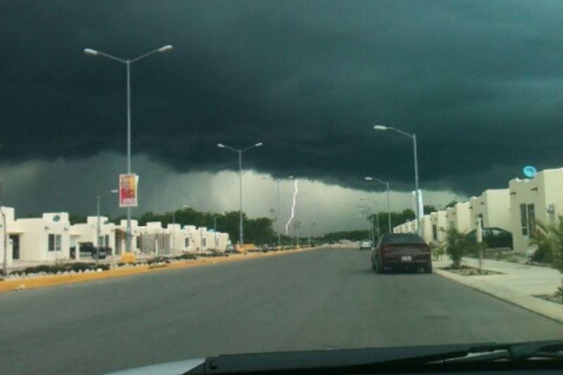 Tormentamaslluvia RAYOS Clouds Lightning Storm Lightningstrike