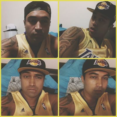 Swag Coolin Snapback L.A Lakers