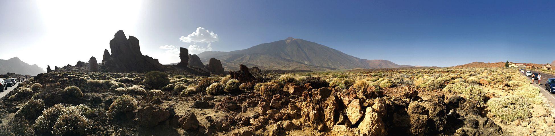 El Teide National Parc