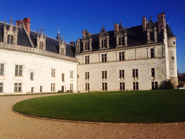 Castle Chateauxdelaloire Chateaux De La Loire Château Ambroise