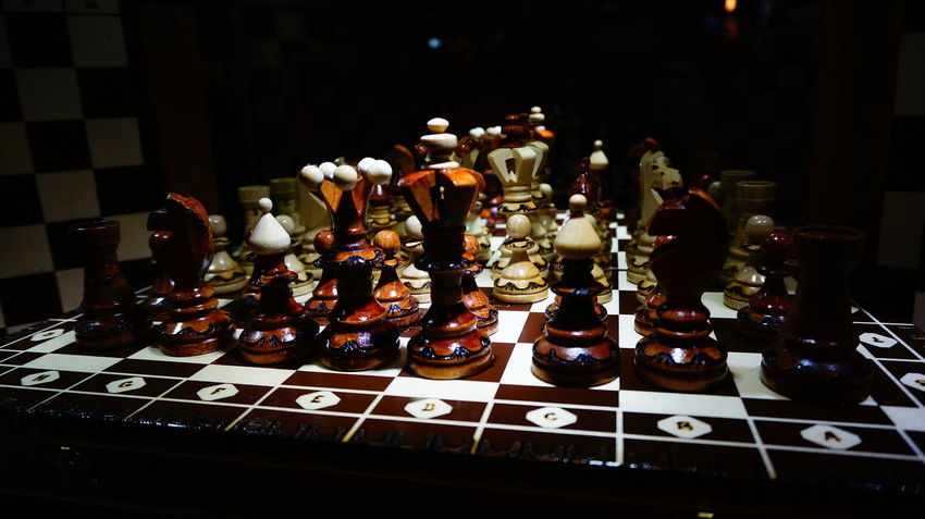 Chess Chessboard Still Life