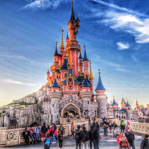 Disneyland... A childhood dream come true! ? First Eyeem Photo