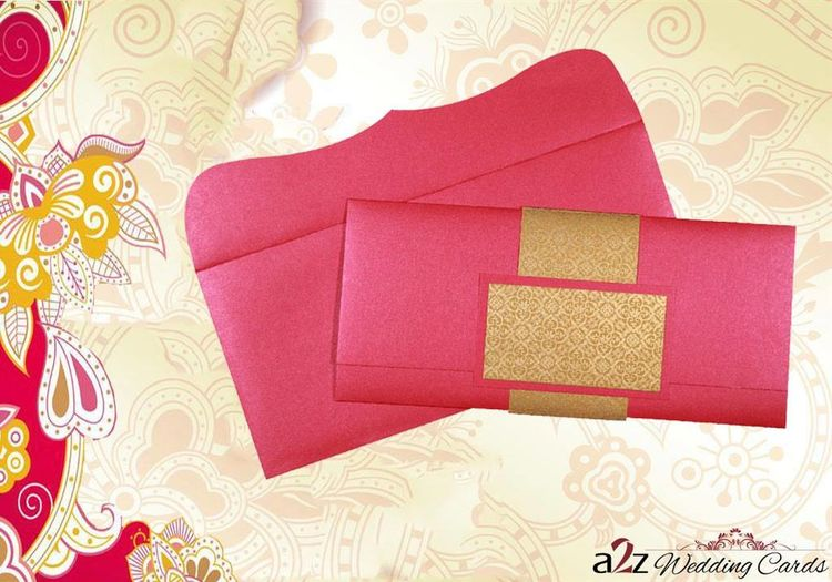 The beauteous designs of South Indian Cards, General are sure to offer you a delightful treat. The ultimate selection of hot pink color is certainly the best fit for the wedding card. The card has been constructed out of fine shimmer paper that assures a great quality and look. Visit here to Buy: https://www.a2zweddingcards.com/card-detail/ASO-1533 A2zWeddingCards South Indian Cards South Indian Invitations South Indian Wedding Cards, South Indian Wedding Invitation Cards South Indian Wedding Invitations Wedding Cards Wedding Invitations