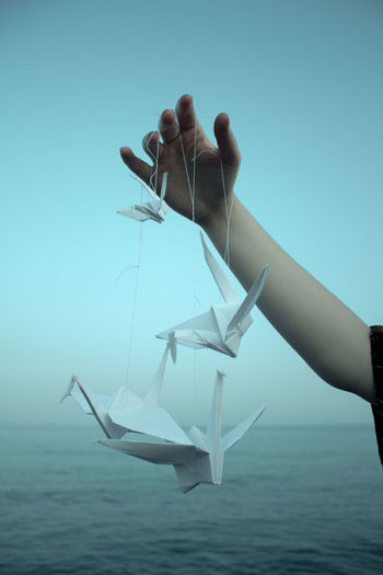 Origami Water