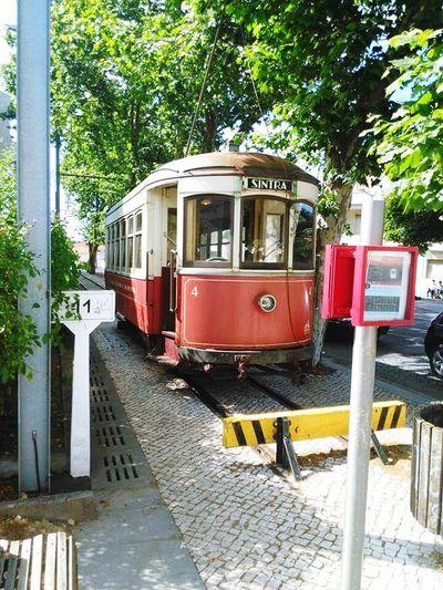 Elétrico Portugal Sintra, Portugal Sintra Trainphotography Portuguese Train First Eyeem Photo