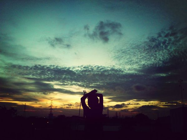 Bestsunsets Djakarta Wonderful Indonesia Sonyericsson