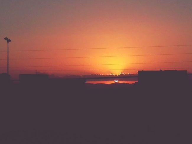 Sunrise Justcloseyoureyes