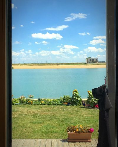 Sunny day at my uncles place. Relax Lake View Home #sweet #home Hanging Out Taking Photos Austria Parndorf