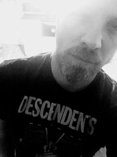 That's Me Taking Photos Descendents Chilling
