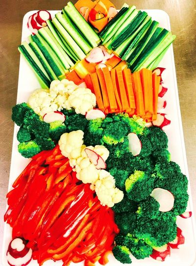 Broccoli Chef Chef Knife Chefs Fish Art Food Food And Drink French Cuisine Freshness Healthy Eating High Angle View Indoors  No People Pennsylvania Pittsburgh Pittsburgh Foodie Pittsburgh Private Dining Plate Ready-to-eat Sculpture Serving Size Table Variation Vegetable Veggies Let's Go. Together.