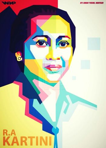 Happy Kartini's Day! May this day remind us as a woman we should increase empowerment to one another? Kartini'sDay