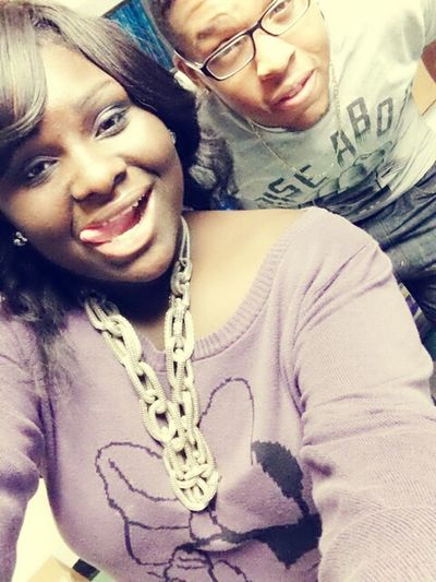 Me And Devin CHEEEELLLLN :)