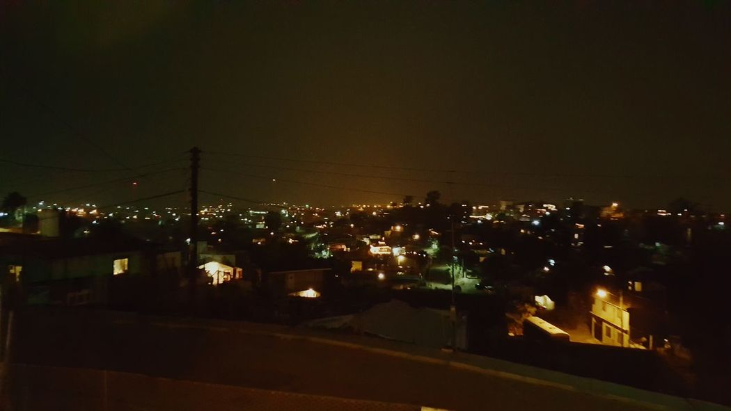 Christmasnight Nightphotography Night View Christmas Topofthehill Mexico Tijuana QuietNights
