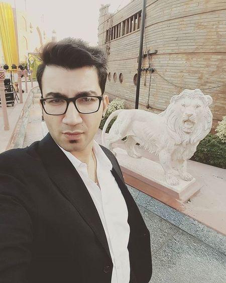 Wedding Diaries Bath Castle formals Clean Shave Gentleman  Blackandwhite Ludhiana Punjab Punjabi India Lion