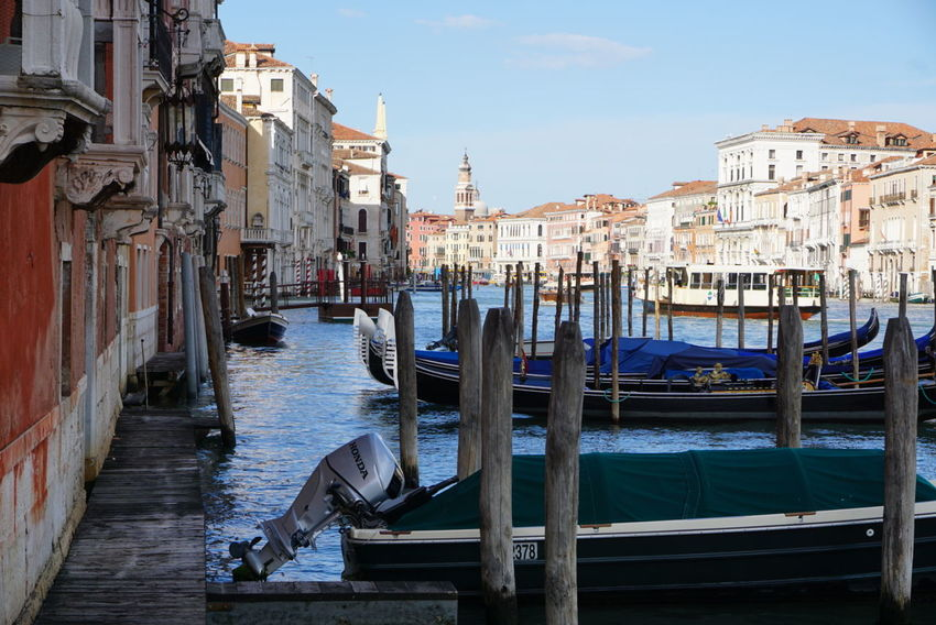Italy Venice Love City Sea Water Boat EyeEmNewHere Landscape Travel Holiday