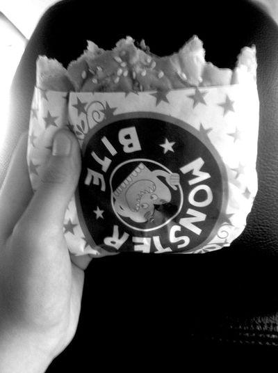 Burger Time Monster Bite INDONESIA