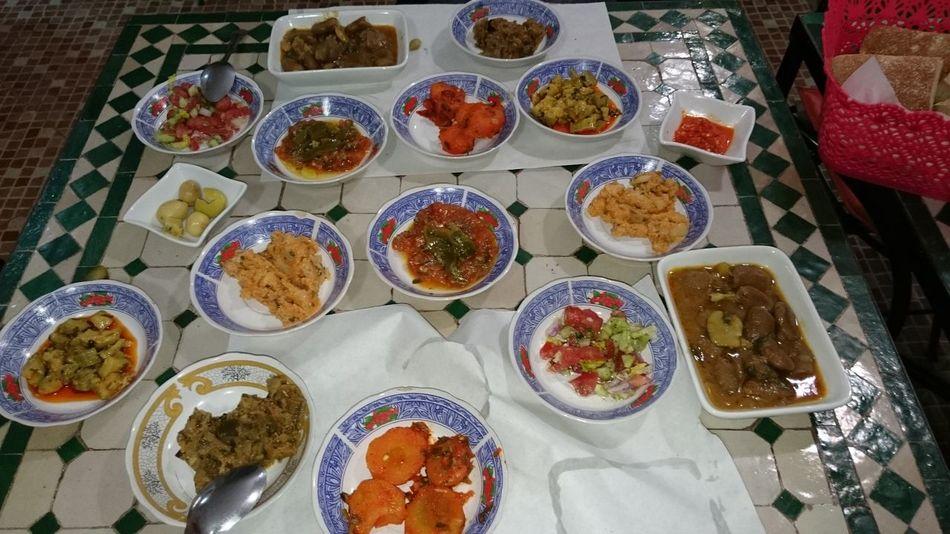 Food Morocco Fes