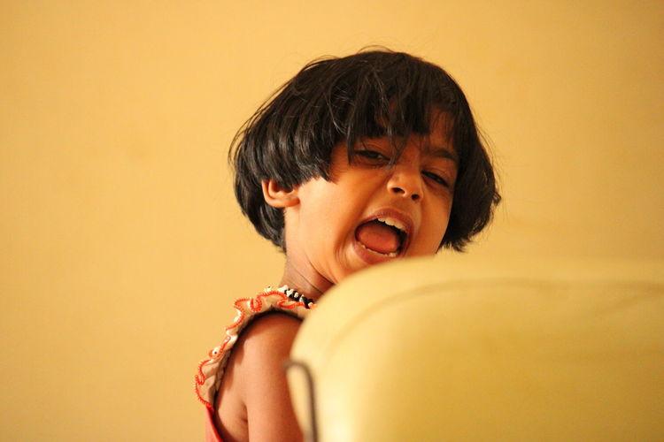Childhood anfer