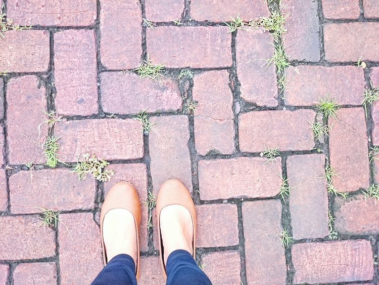 Browns 😅👠 Shoefie Intramuros