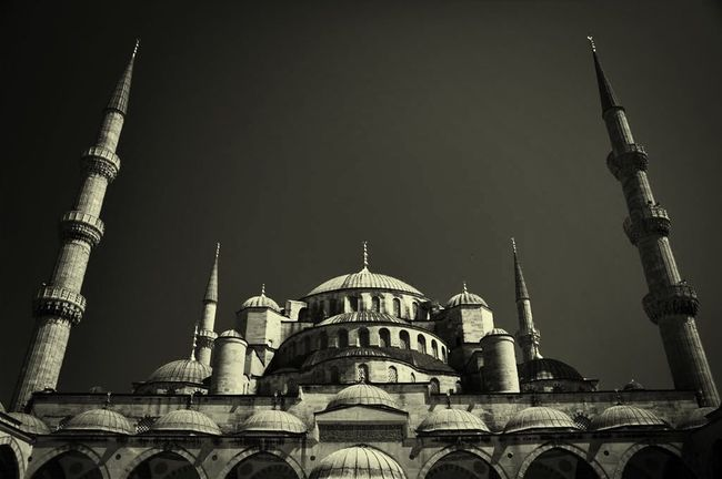 Istanbul Sultanahmet Blackandwhite Streetphotography Traveling