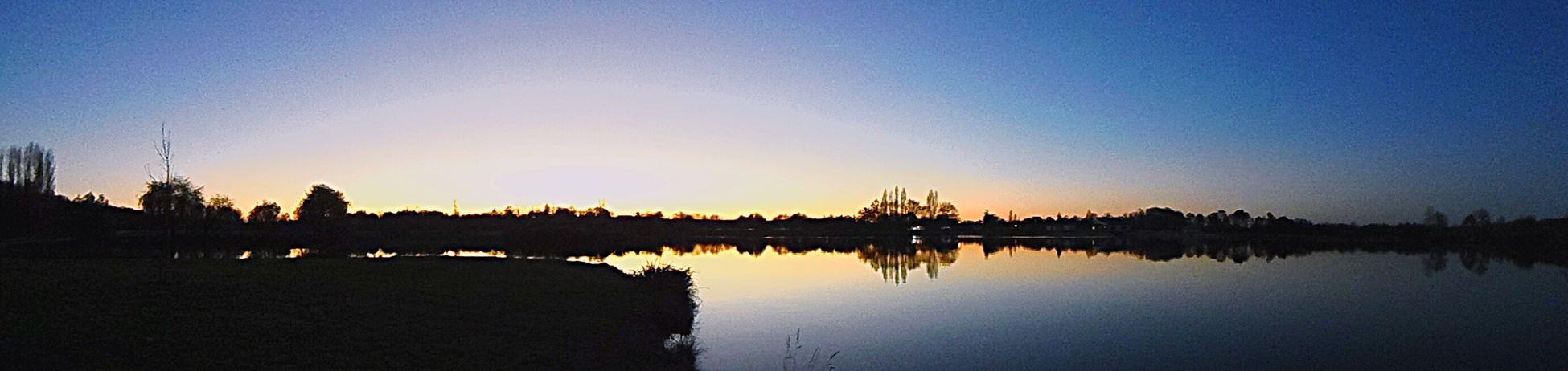 Panorama sur le plan d'eau Panorama Balade Au Bord De L'eau Panoramique  Dans Ma Ville Angouleme Light And Shadow CIELFIE Skyfie