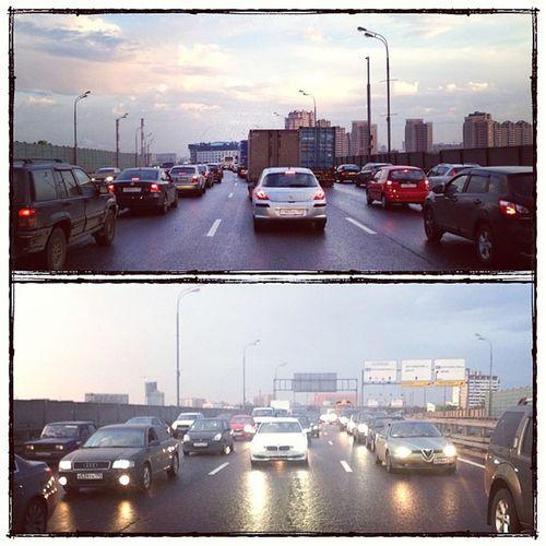 пробки ттк Moscow