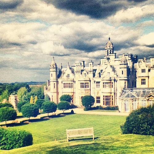 I live here. My life England Harlaxton