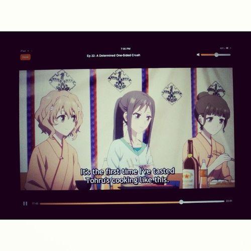 I can finally catch up on my Anime ! Crunchyroll Hanasakuiroha