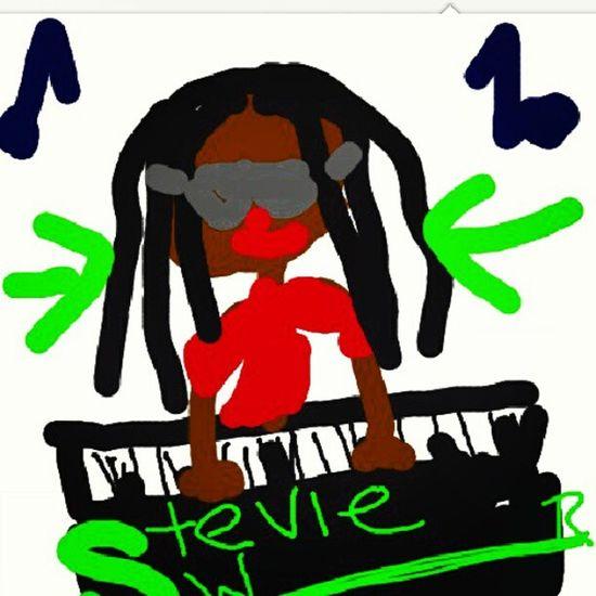 DrawSomething Wonder StevieWonder