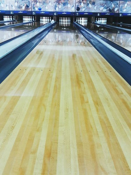 No People Sport Indoors  Day Bowling Alley Bowling Pins Bowling Time