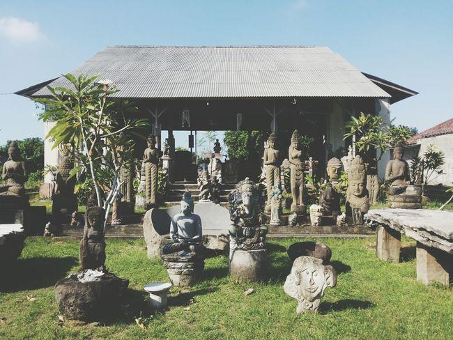 Statue shop Sukawati Gianyar Bali INDONESIA Beautiful Art Eye4photography  EyeEm Indonesia Wonderful Indonesia First Eyeem Photo