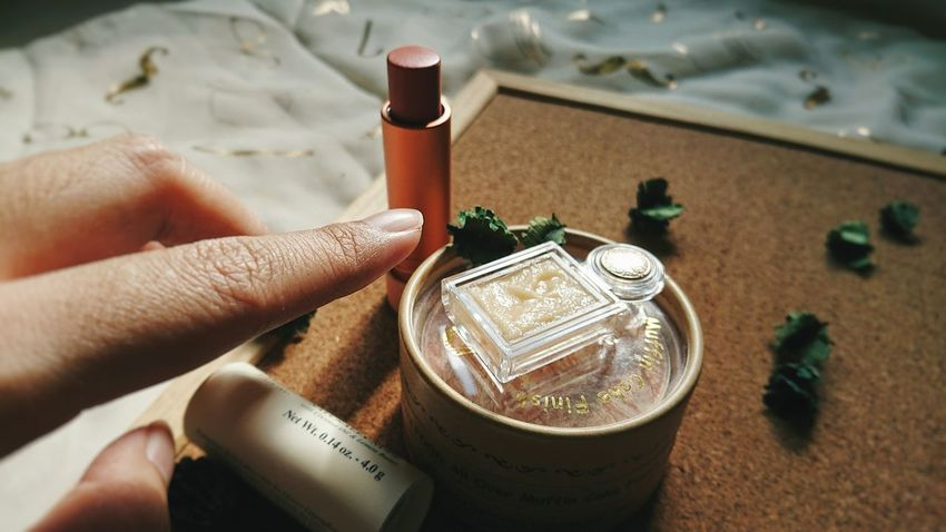 beauty time. Bottle Human Body Part Human Hand Indoors  Close-up Luxury Cosmetics Beauty Spa Scrubs Beauty Product Spa Product Scrub EyeEm Selects Aroma Therapy Relax Time Jar Lipstick Lipgloss Lipgloss Obsession Lipbalm Lipcare Liptreatment