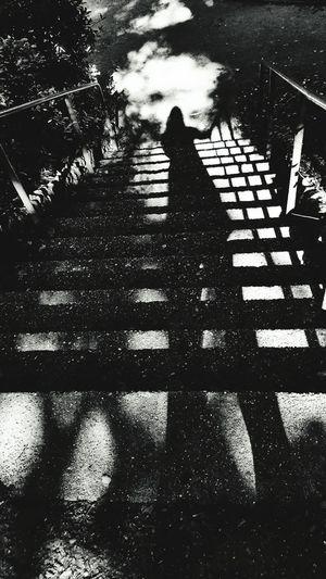 Taking Photos Shadowplay Eerie