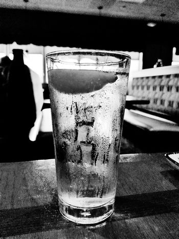Drink Drinking Glass Food And Drink Indoors  Table Refreshment No People Freshness Close-up Tonic Water Day Dissolving Water EyeEm Best Shots Food And Drink Light And Shadow Black And White