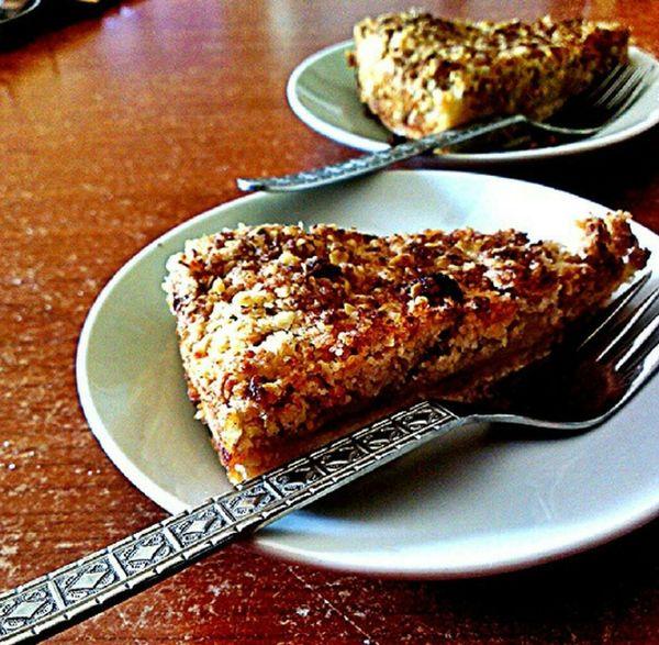 Apple. Pie