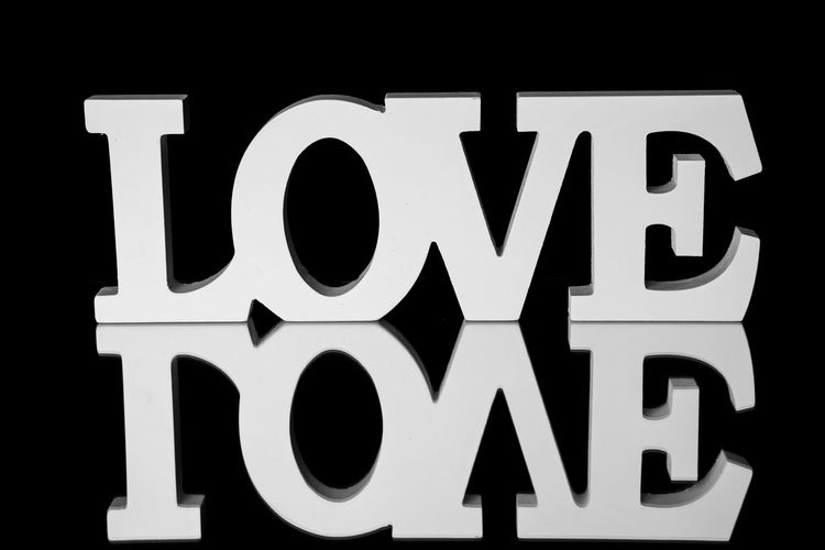 Alphabet Black Background Blackandwhite Communication Letters Love Mirror Mirror Reflection Mirrored Text White
