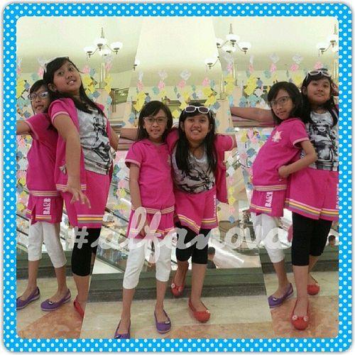 My @elfacaca satnite OOTD pinkybarbiegirls.. Alfanova Tepocece Tepocecestuff Teendress barbie pink