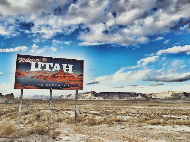 The Great Outdoors - 2017 EyeEm Awards Beauty In Nature Utah Utah Scenery Utah Desert USA USAtrip Arizona Arizona Desert Desert Desert Landscape