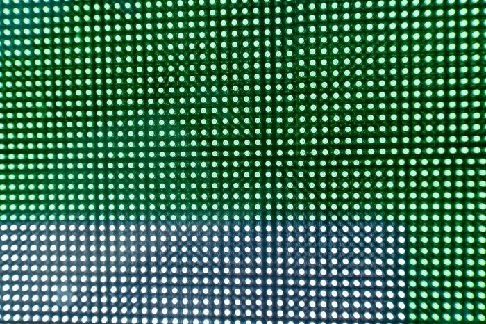 Pattern Abstract Backgrounds Technology Lighting Equipment Multi Colored Spotted LED Grid Vibrant Color Illuminated Shiny Electronics Industry Nightclub Disco Lights Futuristic Green Color Full Frame Electrical Equipment Nightlife