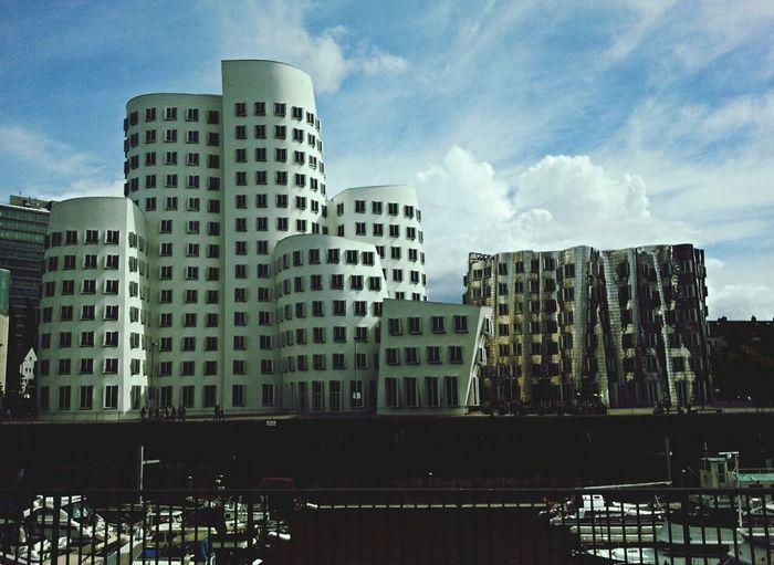 Architecture Neuer Zollhof