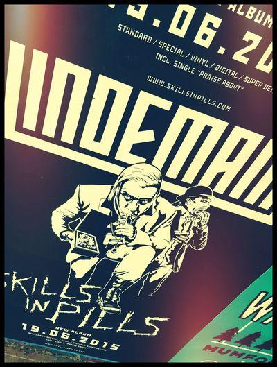 Get ready to get your pills Lindeman Till Lindemann  Skillsinpills 💊💊💊