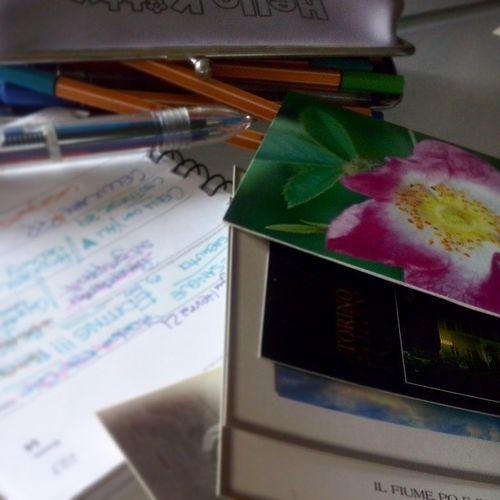 Un po' di cartoline da scrivere per il Postcrossing