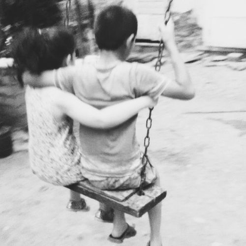 Soviet childhood love #childhood #Soviet U #love One Person People Child Girls Children Only Full Length Adult first eyeem photo