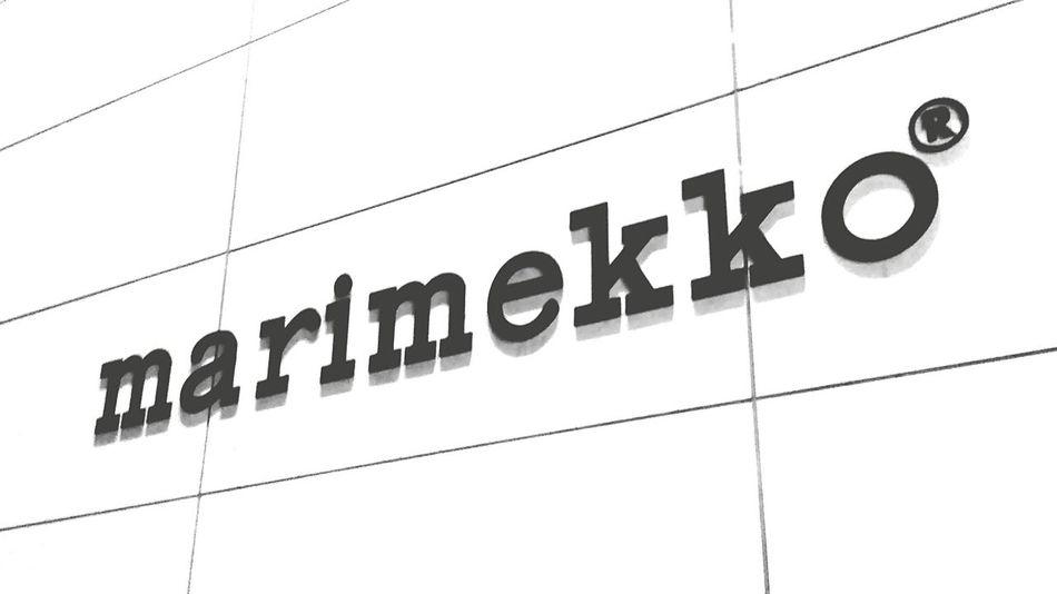 11122016 Marimekko 表参道 Shop Outdoors マリメッコ