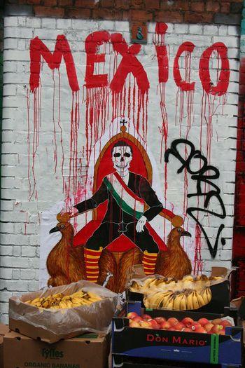 Street Art Graffiti Shoreditch Political Art