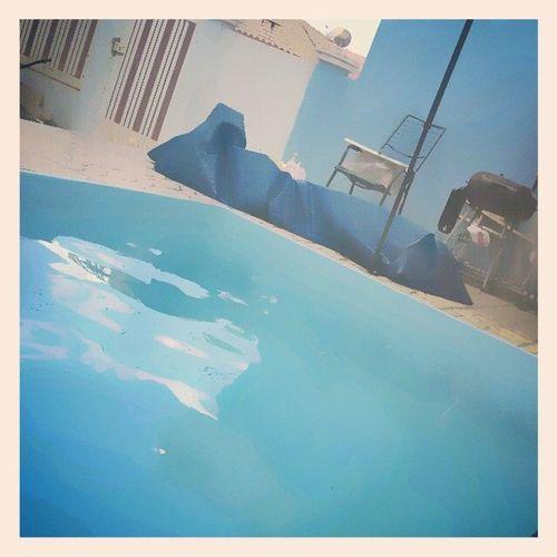 At_pool Sunny_sunday